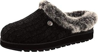 Skechers Womens Keepsakes Ice Angel Mule, Black, 8 UK