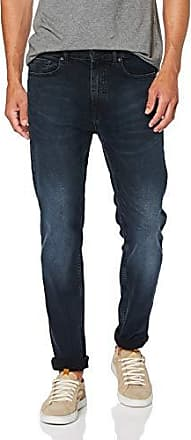 Burton Menswear London Jaspe Check Tailored Fit Suit Trousers Pantaloni da Abito Uomo