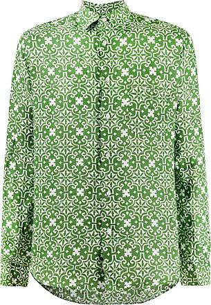 Peninsula Camisa com estampa - Verde