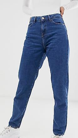 Noisy May Jeans dritti blu medio slavato