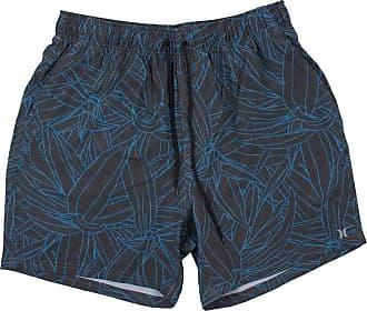 55db7c699b5d3 Hurley Bermuda Hurley Elástico Pupuke Azul Marinho