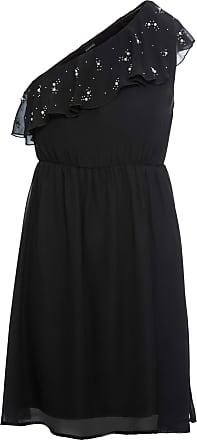 Bodyflirt Dam Enaxlad klänning i svart utan ärm - BODYFLIRT c877a5c9ad4ce