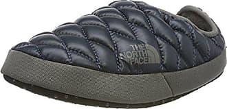 ccce769bd0 The North Face Damen Thermoball Tent Mule Iv Pantoletten, Blau (Shiny Ink  Blue/
