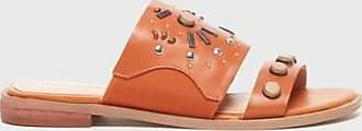 Kelsi Dagger Raven Sandals Tan Leather WomenS Sandal 5.5