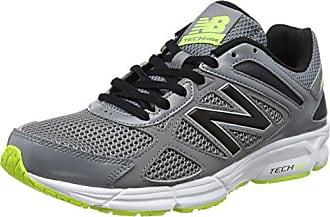 separation shoes 38ffc 48fa6 New Balance 460, Chaussures de Fitness Homme, Gris (Grey), 43 EU