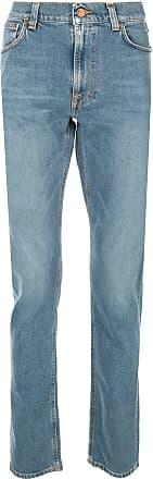 Nudie Jeans Calça jeans boca de sino - Azul