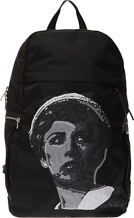 Undercover Printed Backpack Mens Black