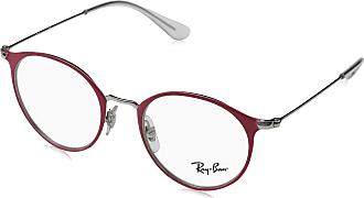 Ray-Ban Óculos de Grau Ray Ban Junior Ry1053 4066/45 Vermelho/prata