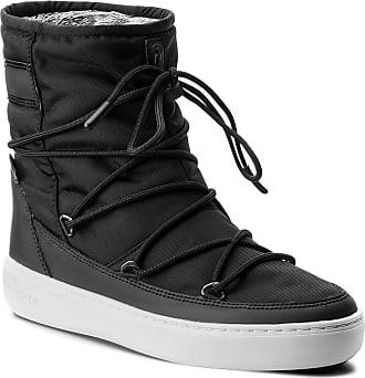 Moon Boot Bottes de neige MOON BOOT - Pulse Nylon Plus Wp 24102500006  Nero Argento 08857c90a1f3