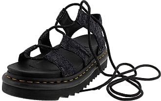 Dr. Martens NARTILLA II Womans Black Sandals 25557001
