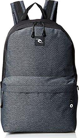 Rip Curl Mens Mood Ripstop HTR Backpack, Black