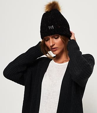 Bonnets Á Pompon pour Femmes   Achetez jusqu  à −70%   Stylight 57faf51bf37d