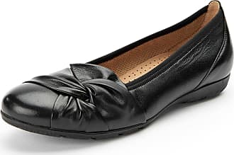 Gabor Ballerina pumps in 100% leather Gabor black