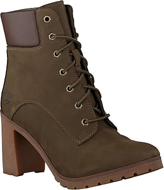b4e230ba072b65 Timberland Grüne Timberland Ankle Boots ALLINGTON 6IN LACE