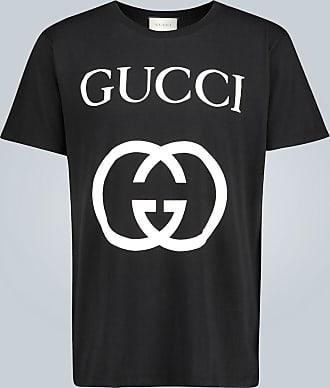Gucci Bedrucktes Oversize-T-Shirt