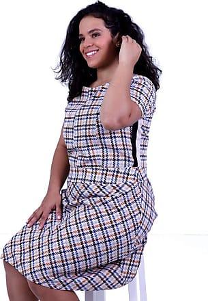 Vickttoria Vick Vestido Peddy Pulle Irene Plus Size (46)
