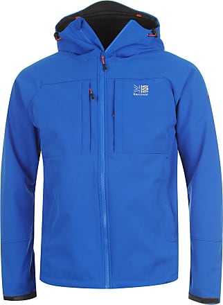 Karrimor Mens Ridge Softshell Jacket Coat Top Mock Neck