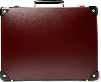 e40d89390 Globetrotter Centenary 16 Slim Attache Briefcase - Burgundy