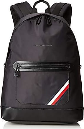 56c94a26ba Tommy Hilfiger Easy Nylon Backpack - Zaini Uomo, Nero (Tommy Navy/Core Stp