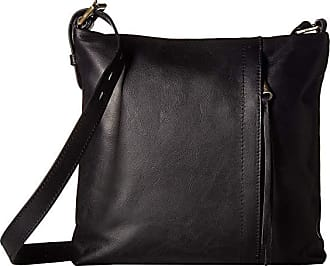 Hobo Drifter (Black) Cross Body Handbags