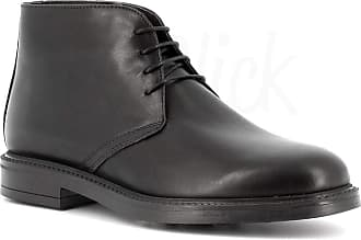 Generico Generic Made in Italy Leather Boot - Black Black Size: 10.5 UK