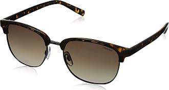 Polaroid Mens PLD 1012/S 94 CBZ Sunglasses, Ruth Dk Olive/Brown Polar Ds, 54