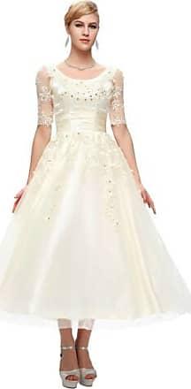 468726956384d Grace Karin Vintage 50er JahrElegant Applique Abendkleid Hochzeitskleid  cocktailkleid Party