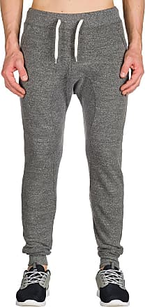 Zine Covers Jogging Pants triblend grey