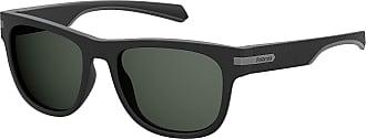 Polaroid Mens PLD 2065/S Sunglasses, Black (MTT Black), 54