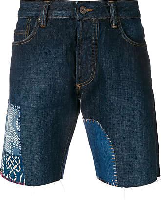 Natural Selection Bermuda jeans - Azul