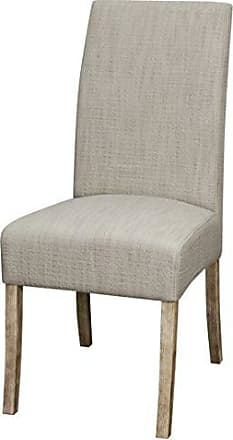 New Pacific Direct 108239-48-N Valencia Fabric Dining Chair,Set of 2 Furniture Putty Beige