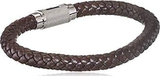 Tommy Hilfiger Herren Armband Edelstahl Stoff 21.5 cm 2700947