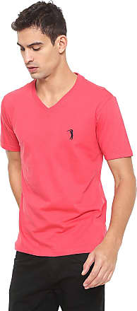Aleatory Camiseta Aleatory Logo Rosa