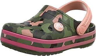 f90623537d831f Crocs Unisex-Kinder Crocband Multigraphic K Clogs
