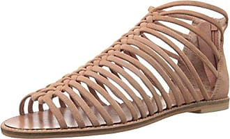 Chinese Laundry Womens Beatrix Gladiator Sandal, Roebuck Suede, 8.5 M US