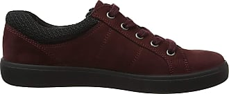 Hotter Chase, Womens Low-Top Trainers, Red (Maroon 136), 5.5 UK (38.5 EU)