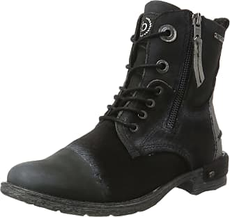 Bugatti Womens 421330303919 Boots, Black (Black/Metallics 1090), 6 UK