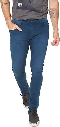 O'Neill Calça Sarja ONeill Slim Color Stringer Azul