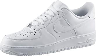 Nike Air Force 1 07 Sneaker Herren in white-white, Größe 42 1/2