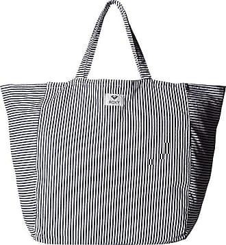 Roxy Time Is Now Tote (Dress Blue Cornfield Stripe) Tote Handbags af8af7ac969e9