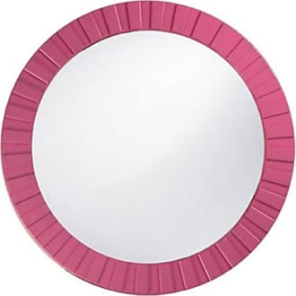 Elizabeth Austin Milan Custom Color Serenity Mirror - 34 diam. in