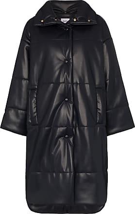 af508466d7c7 Nanushka Eska oversized vegan leather puffer coat - Blue