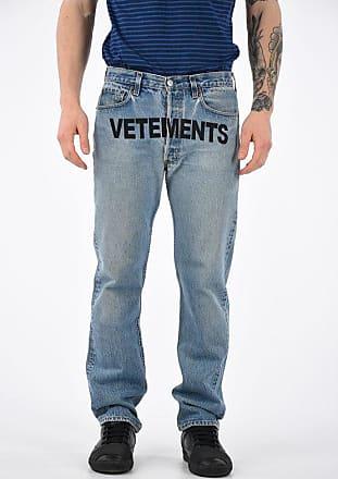 VETEMENTS LEVIS 20cm Wide Leg Jeans size Xs