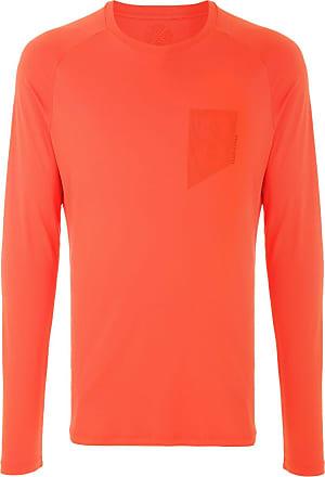 Track & Field T-shirt Corrida UV TECH - Laranja
