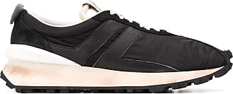 Lanvin Bumper statement tread sneakers - Black