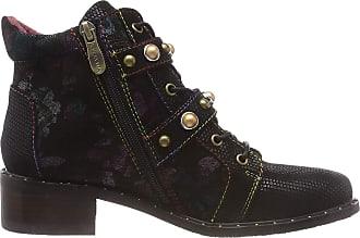 Laura Vita Womens Emma 02 Ankle Boots, Black (Noir Noir), 6 UK