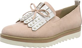 Marco Tozzi Womens 2-2-24703-32 Loafers, Pink (Rose Comb 596), 7.5 UK