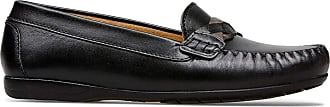 Van Dal Womens Minni XE Extra Wide EEE Fit Leather Loafer Flat, Black, Size 36 EU