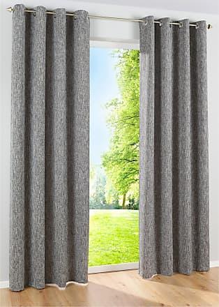 Bonprix Vorhang (1er Pack) grau, bonprix