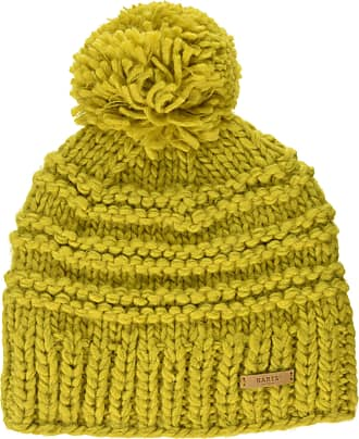 Barts Womens Jasmin Beanie Beret, Yellow (0017-yellow 017l), One Size Fits All